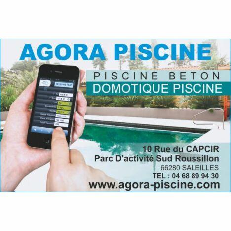 "Agora Piscine à Saleilles<span class=""normal italic petit"">DR</span>"