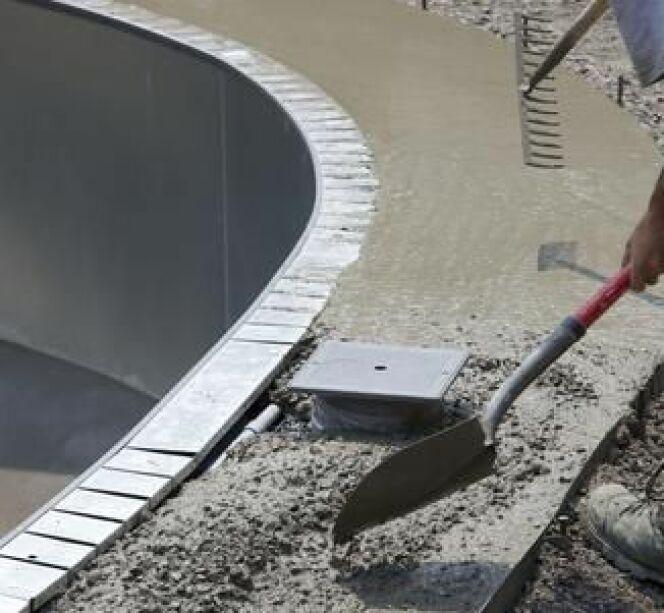 agrandir ou transformer une piscine existante