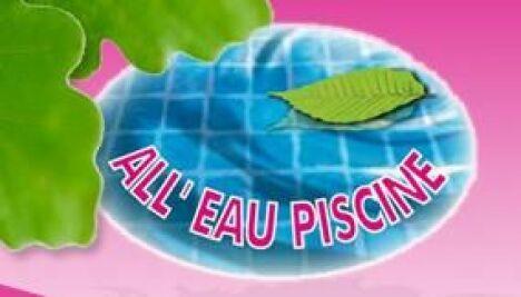 """All'Eau Piscine à Santes<span class=""""normal italic petit"""">© All'Eau Piscine à Santes</span>"""