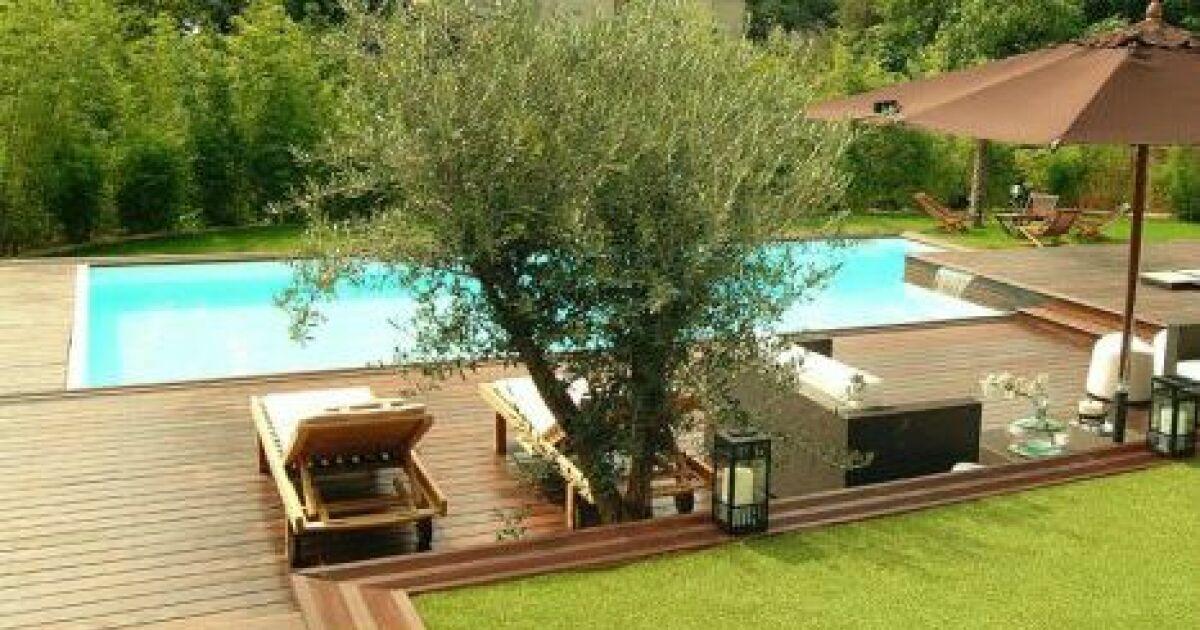 All es de jardin autour de votre piscine - Autour de la piscine photo villeurbanne ...