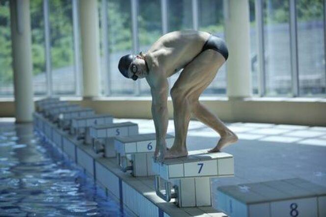 """Aller à la piscine en hiver<span class=""""normal italic petit"""">DR</span>"""