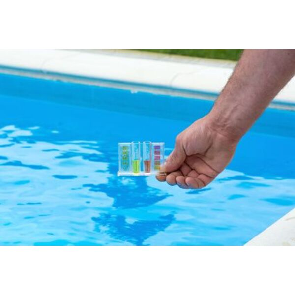merveilleux Analyser les paramètres de votre piscine au brome