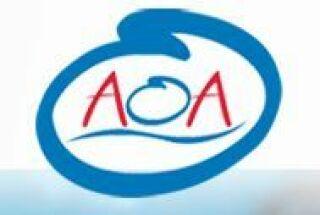 Logo AOA Pool Industries traitements des eaux piscine