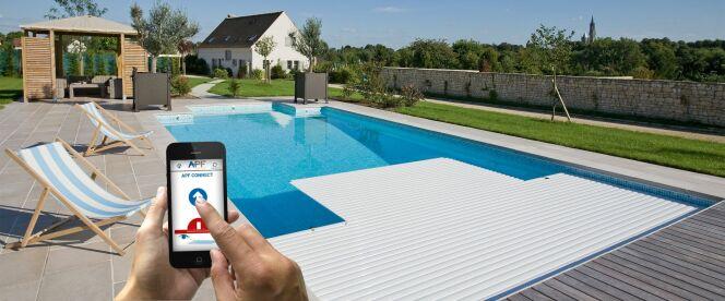 Cover Control : pilotez votre couverture de piscine automatique à distance !