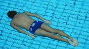 Irritation de l'œil à la piscine