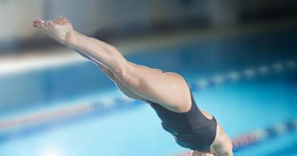 exercices et conseils pour apprendre plonger dans l eau