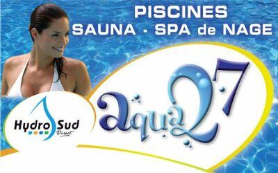 Aqua 27 (Hydro Sud) à Nassandres-sur-Risle