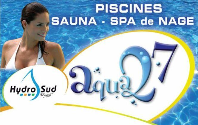 Aqua 27 (Hydro Sud Piscines) à Carsix DR