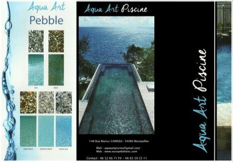 Aqua Art Piscine à Montpellier