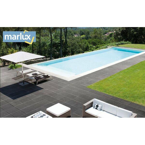 Piscine aqua blue europa l 39 union pisciniste haute for Construction piscine originale
