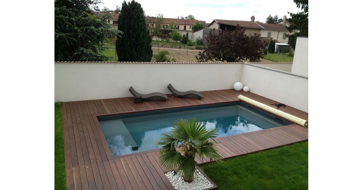 Piscine bois isere for Aqua bois piscine