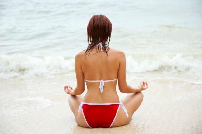 L'aqua-yoga : un sport pour se détendre