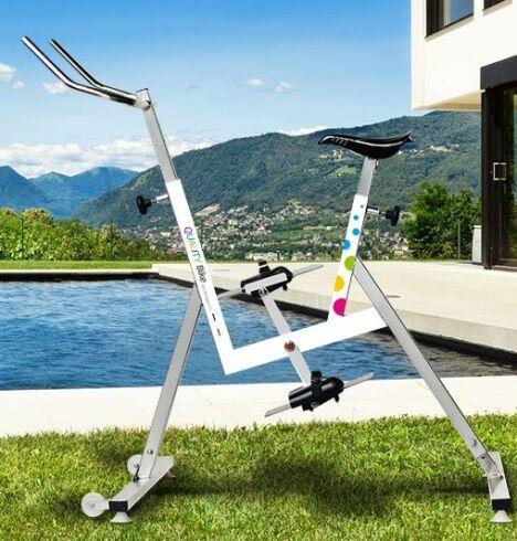 "Aquabike Quality Bike<span class=""normal italic petit"">© Aquagyms</span>"