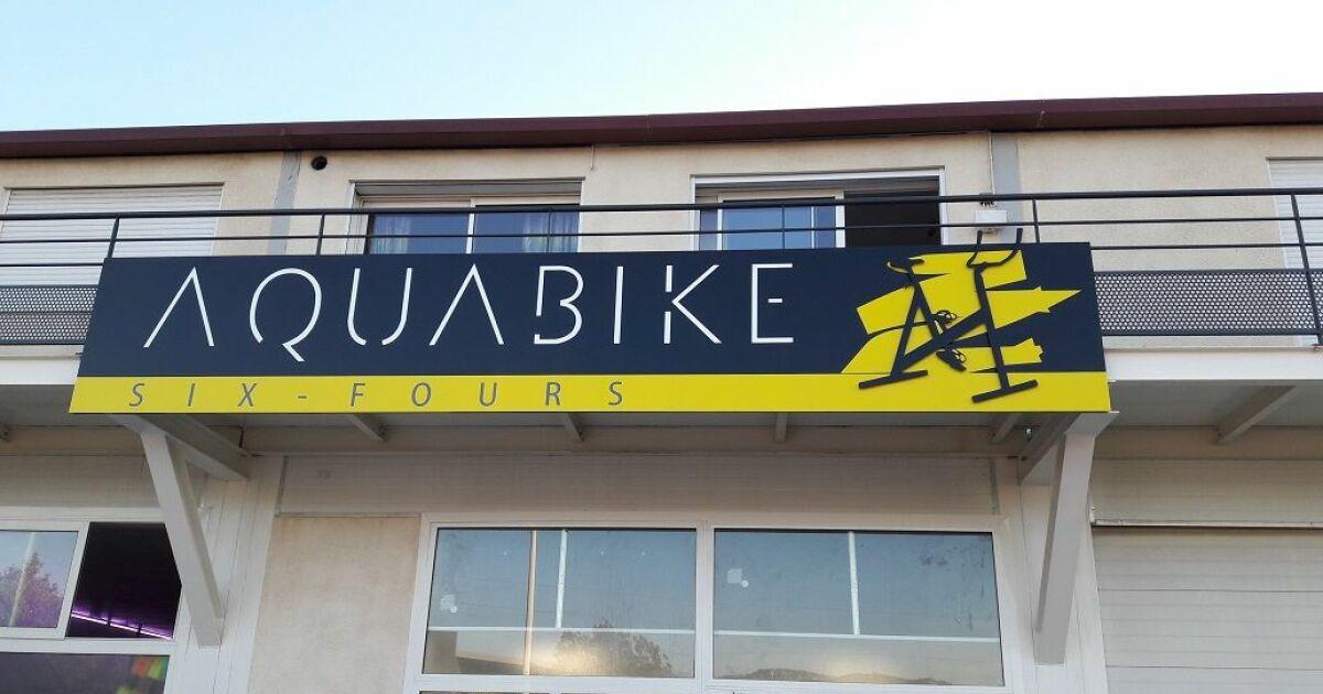 aquabike six fours six fours les plages horaires tarifs et t l phone. Black Bedroom Furniture Sets. Home Design Ideas