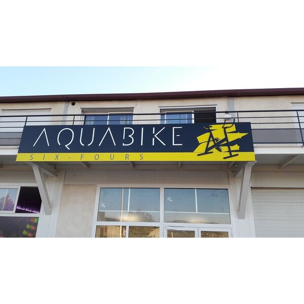 Aquabike Six Fours à Six Fours Les Plages DR