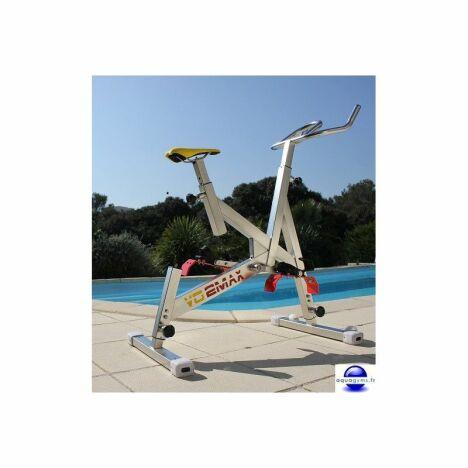 "Aquabike VO2 Max par Aquagyms<span class=""normal italic petit"">© Aquagyms</span>"