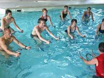 L'aquabiking : faire du vélo dans l'eau