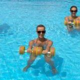 Aquagym postnatale : reprendre le sport après l'accouchement