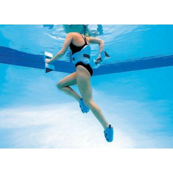 Aquajogging l 39 art de courir dans l 39 eau for Piscine ker aqua