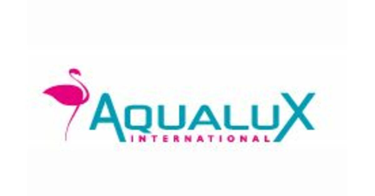 Aqualux international marque piscine for Marque piscine