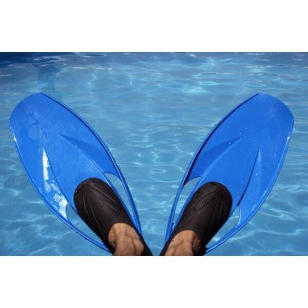 L aquapalmes l 39 utilisation des palmes pour muscler et for Palmes courtes piscine
