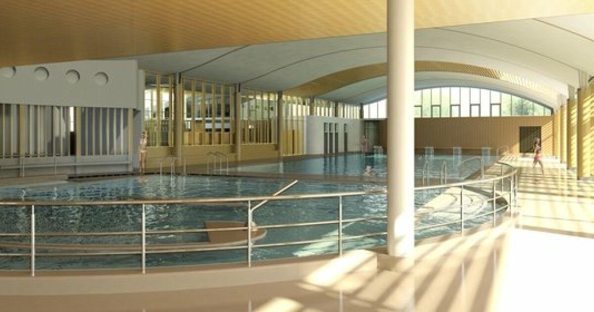 Piscine aquarelle centre aquatique de saintes horaires for Piscine ouverte