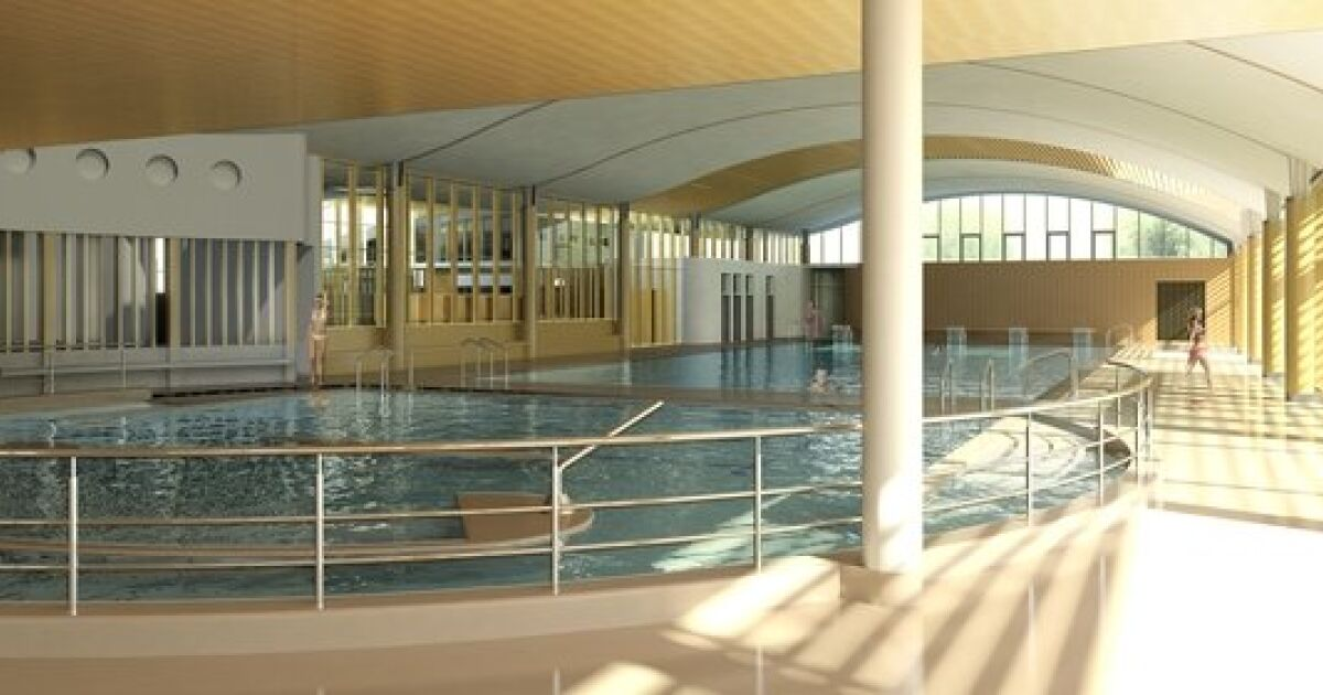 Piscine aquarelle centre aquatique de saintes horaires for Horaire piscine st lo