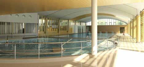 "Aquarelles, centre nautique  de Saintes<span class=""normal italic petit"">DR</span>"