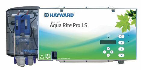 """L'électrolyseur AquaRite Pro Low Salt est un produit dernière génération qui permet d'utiliser très peu de sel. <span class=""""normal italic petit"""">© Hayward Pool Europe</span>"""