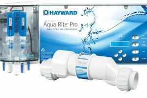 AquaRite Pro est l'électrolyseur au sel dernière génération.