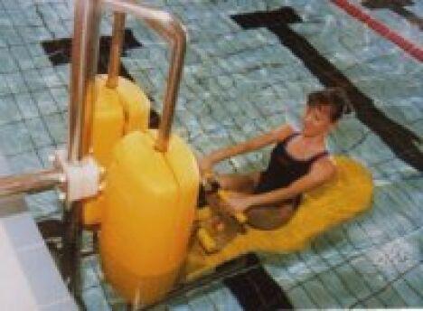 AquaRower Rameur aquatique