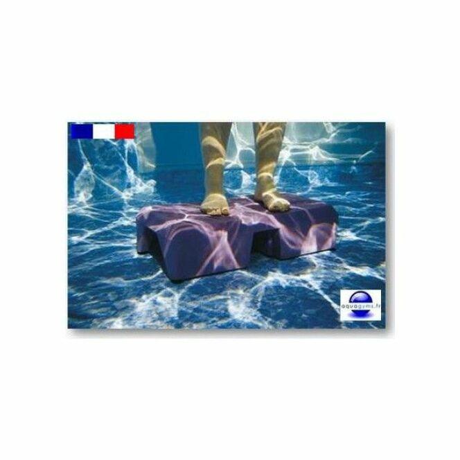 Aquastep économique pour la piscine par Aquagyms