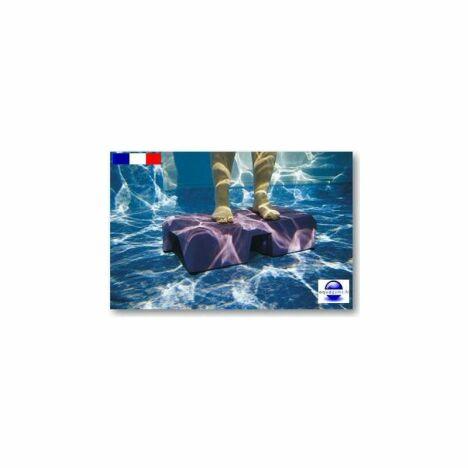 """Aquastep pour la piscine par Aquagyms<span class=""""normal italic petit"""">© Aquagyms</span>"""