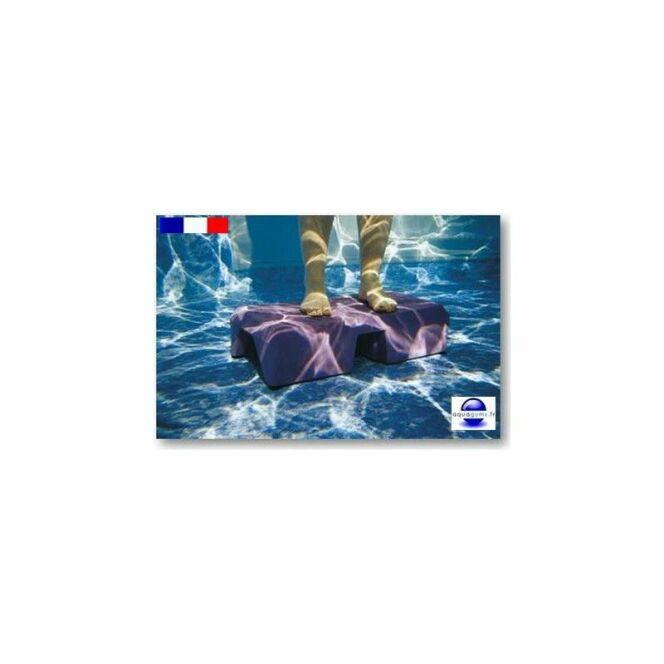 Aquastep pour la piscine par Aquagyms