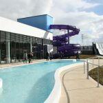 Aquatic et Bowling Center à Marconne