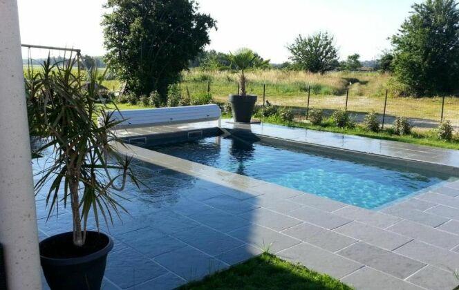 Aquitaine piscines et finitions à Castelnau-de-Médoc © Aquitaine Piscines et Finitions