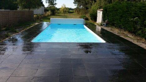 Aquitaine piscines et finitions à Castelnau-de-Médoc