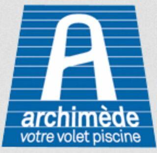 Logo Archimède - Volets de Piscine