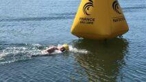 Arthur Germain-Hidalgo, le plus jeune français à traverser la Manche à la nage ?