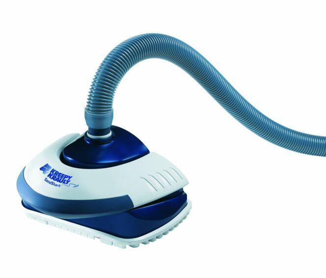 aspirateur de piscine lectrique ici le sandshark hr2 de la marque pentair - Robot Aspirateur Piscine Electrique