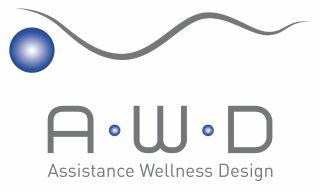 Logo Assistance Wellness Design