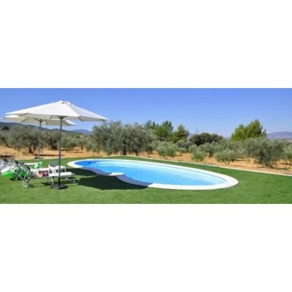assortir la couleur de la coque de piscine avec les margelles. Black Bedroom Furniture Sets. Home Design Ideas