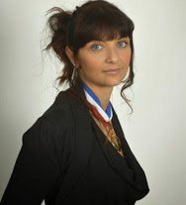 Déborrha de l'auberge de beauté a été nommée Meilleur Ouvrier de France Esthétique et Maquillage.