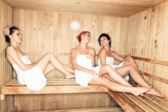 "Augmenter les bienfaits du sauna grâce à un ionisateur d'air.<span class=""normal italic petit"">© ajkkafe - Thinkstock</span>"