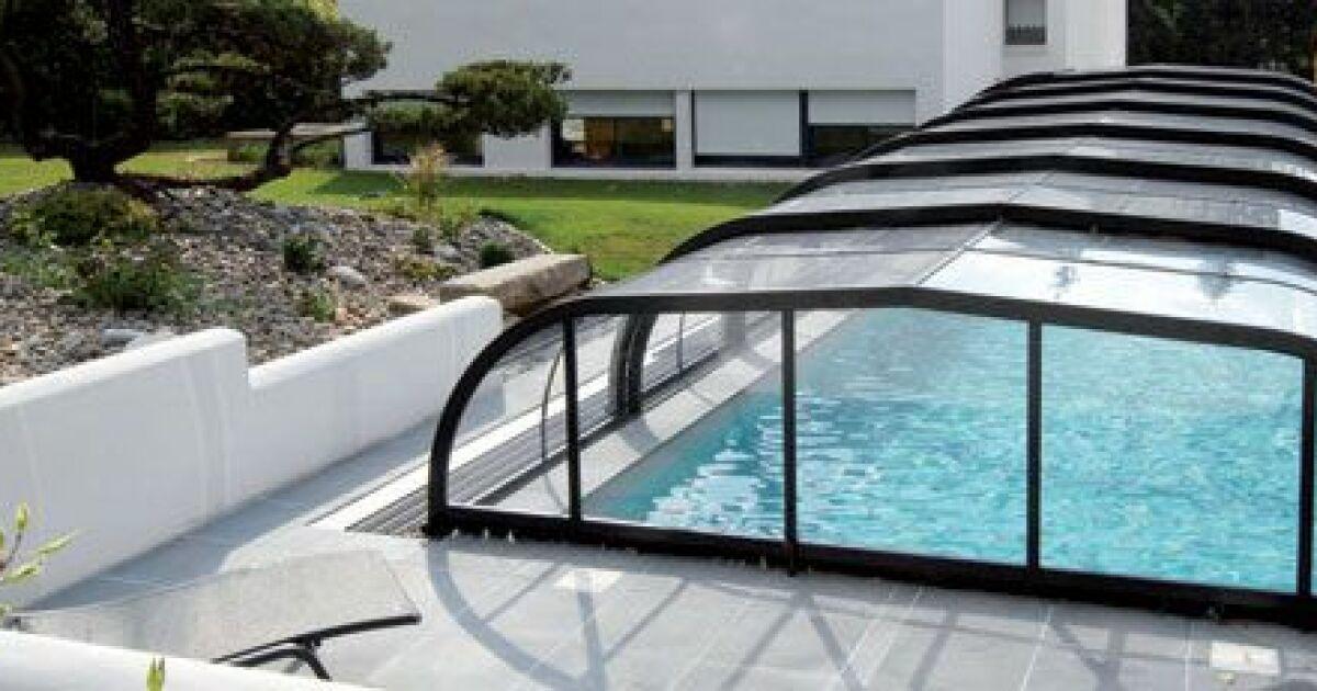 Avantages en s rie 100 tous les 1000 d achat chez abris for Rideau piscine