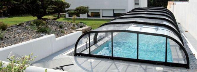 """Avantages en série -100€ tous les 1000€ d'achat chez Abris de piscine Rideau<span class=""""normal italic petit"""">© Abri de piscine Rideau</span>"""