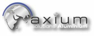Logo Axium Solutions Aluminium