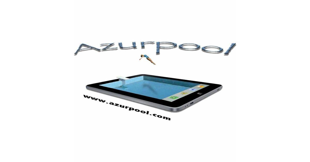 Azurpool marque piscine for Marque piscine