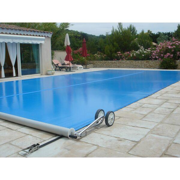 B che de piscine 4 saisons acheloos for Enrouleur de bache piscine pas cher