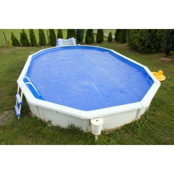 Une b che d 39 hivernage pour piscine hors sol for Bache rigide pour piscine